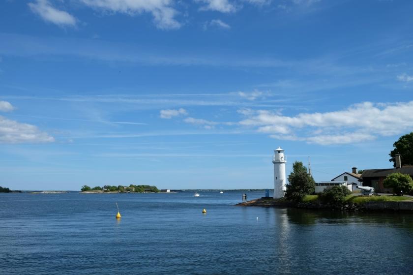 Schären bei Karlskrona