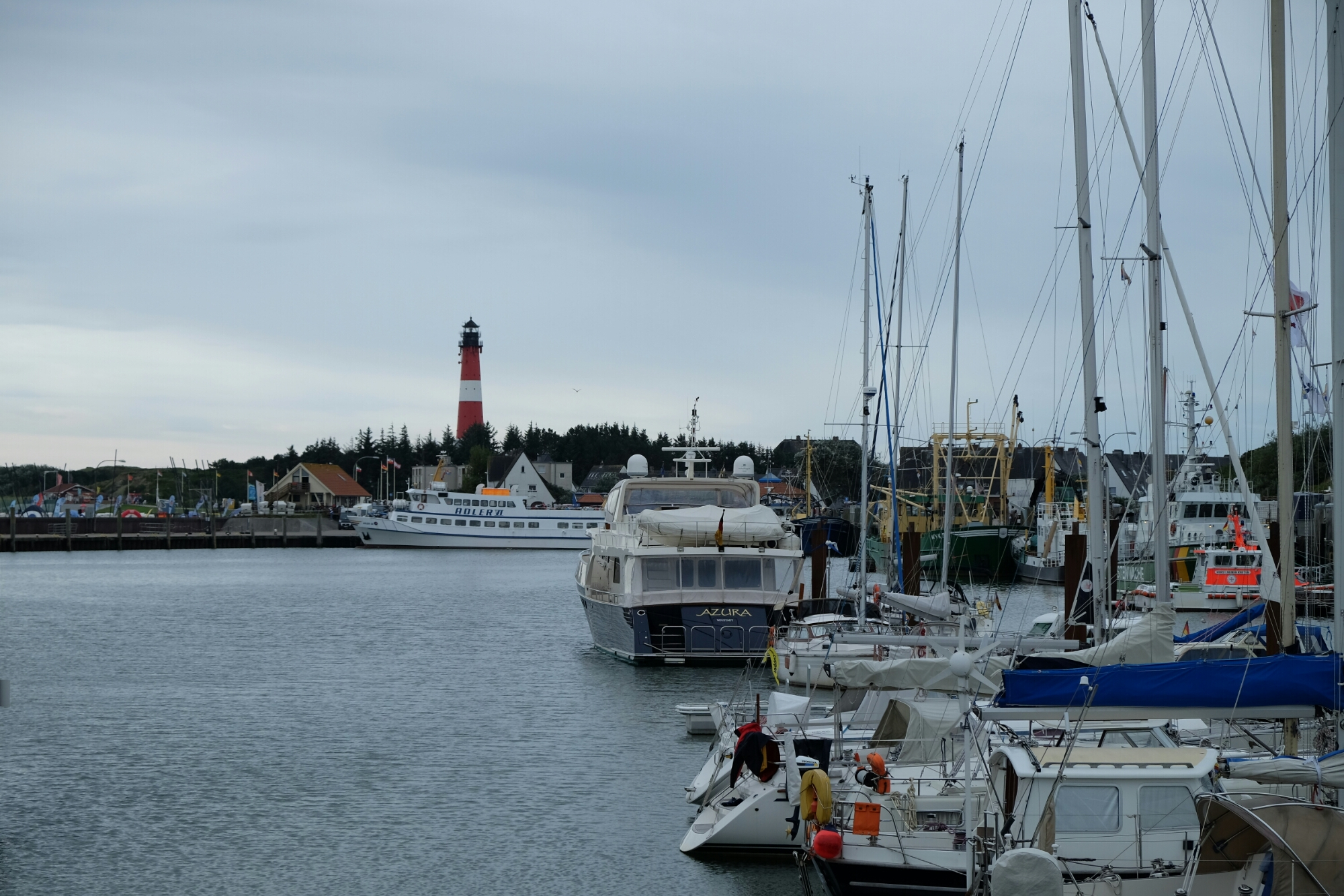 Hafen von Hörnum (Sylt)