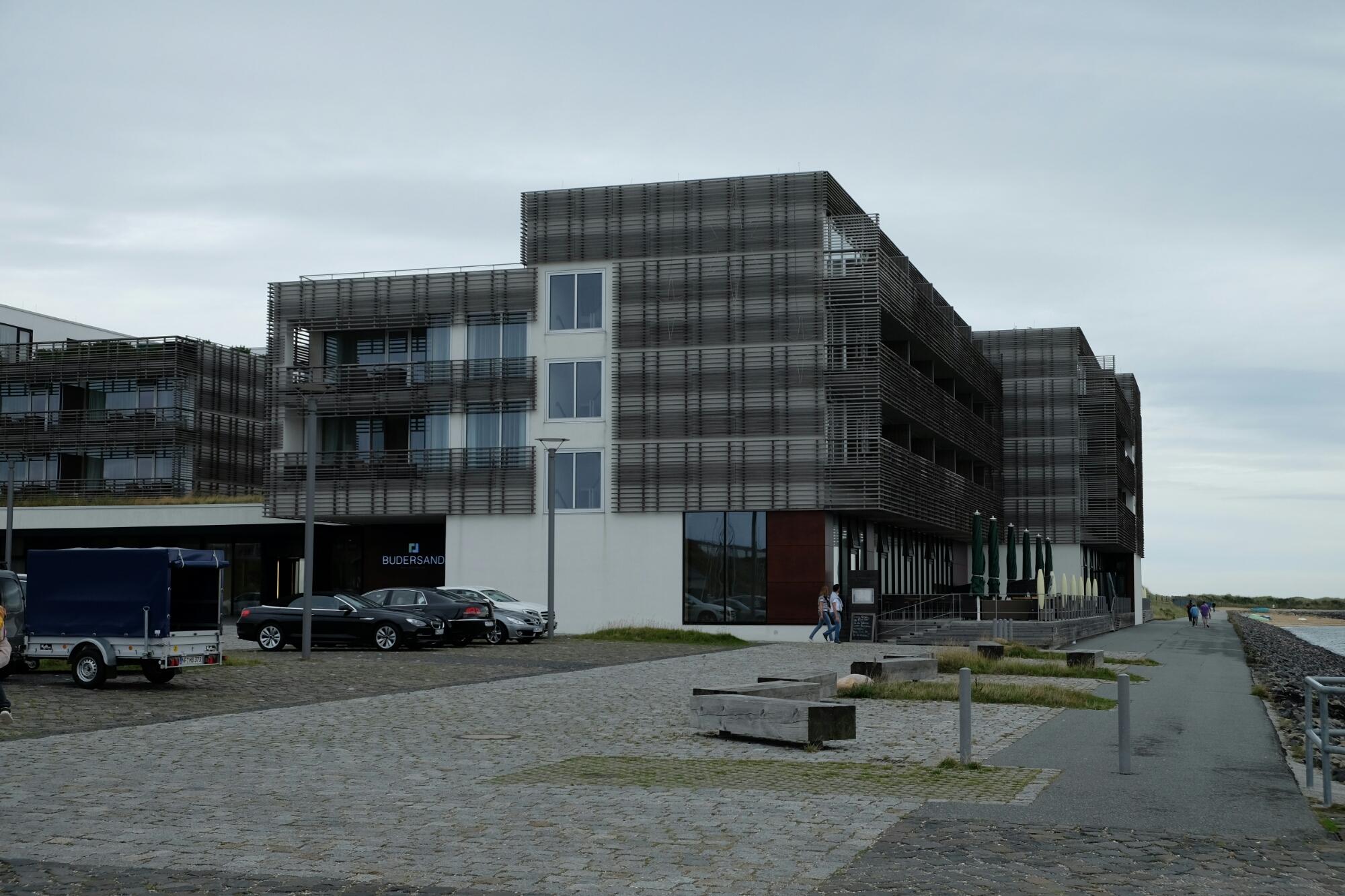 Hotel Budersand (Hörnum, Sylt)
