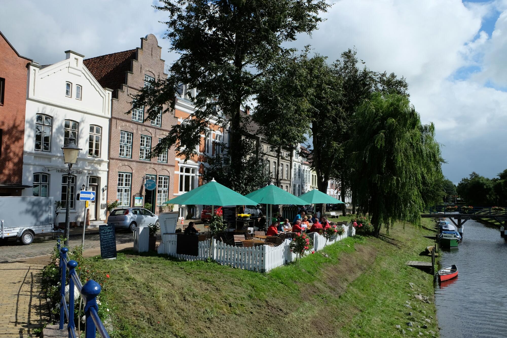 Altstadt von Friedrichstadt