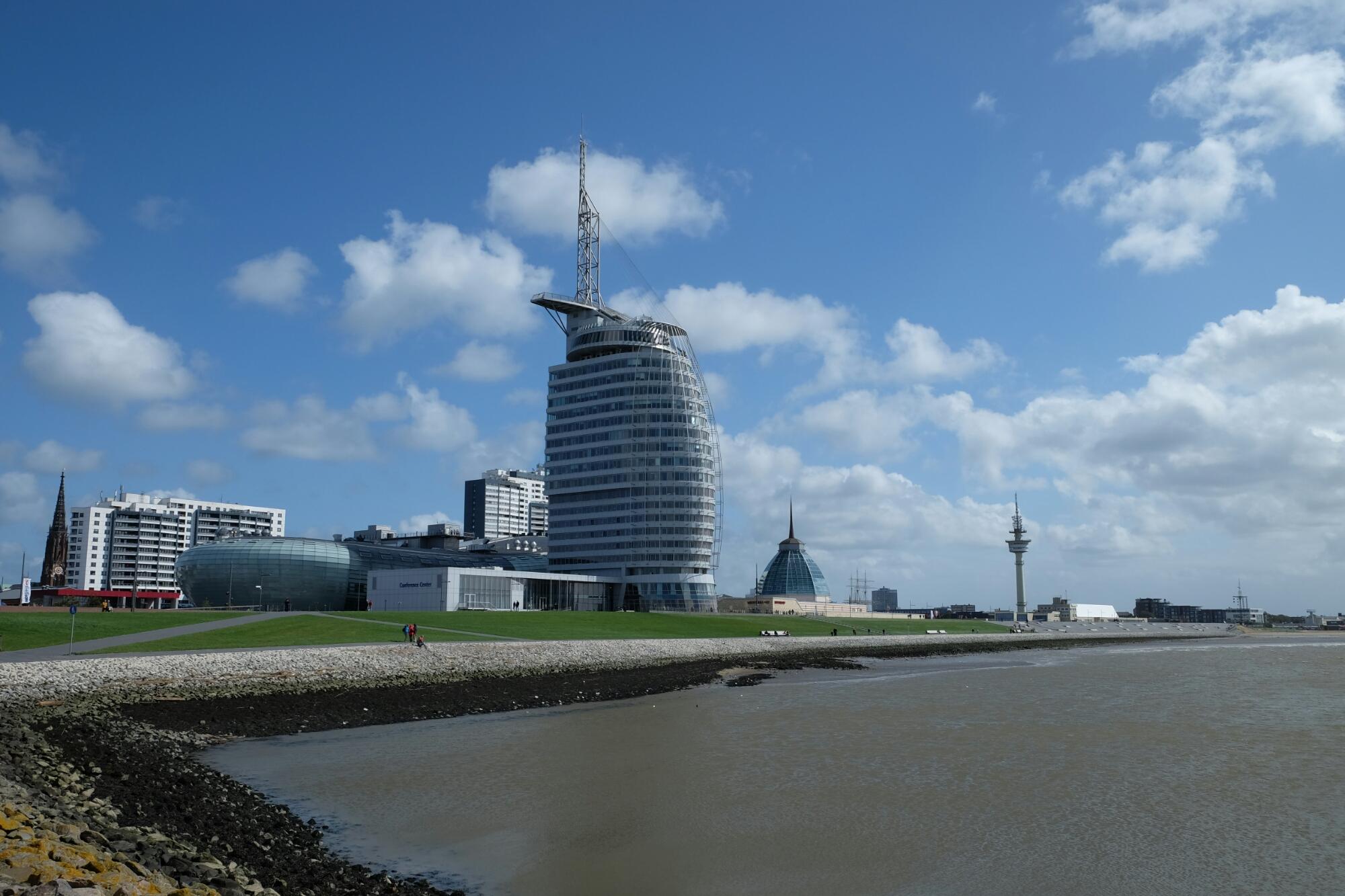 Hafenmeile von Bremerhaven