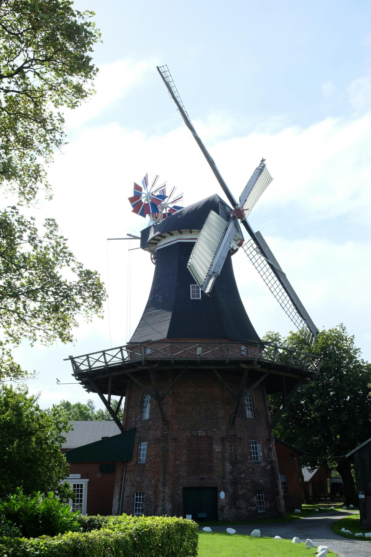 Moorseer Mühle (Gallerieholländer)