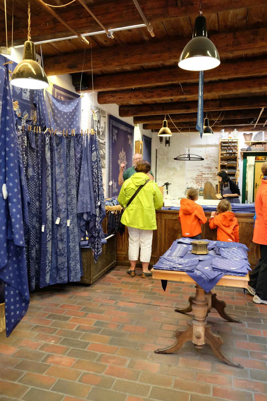 Museumsdruckerei Blau Druck in Jever