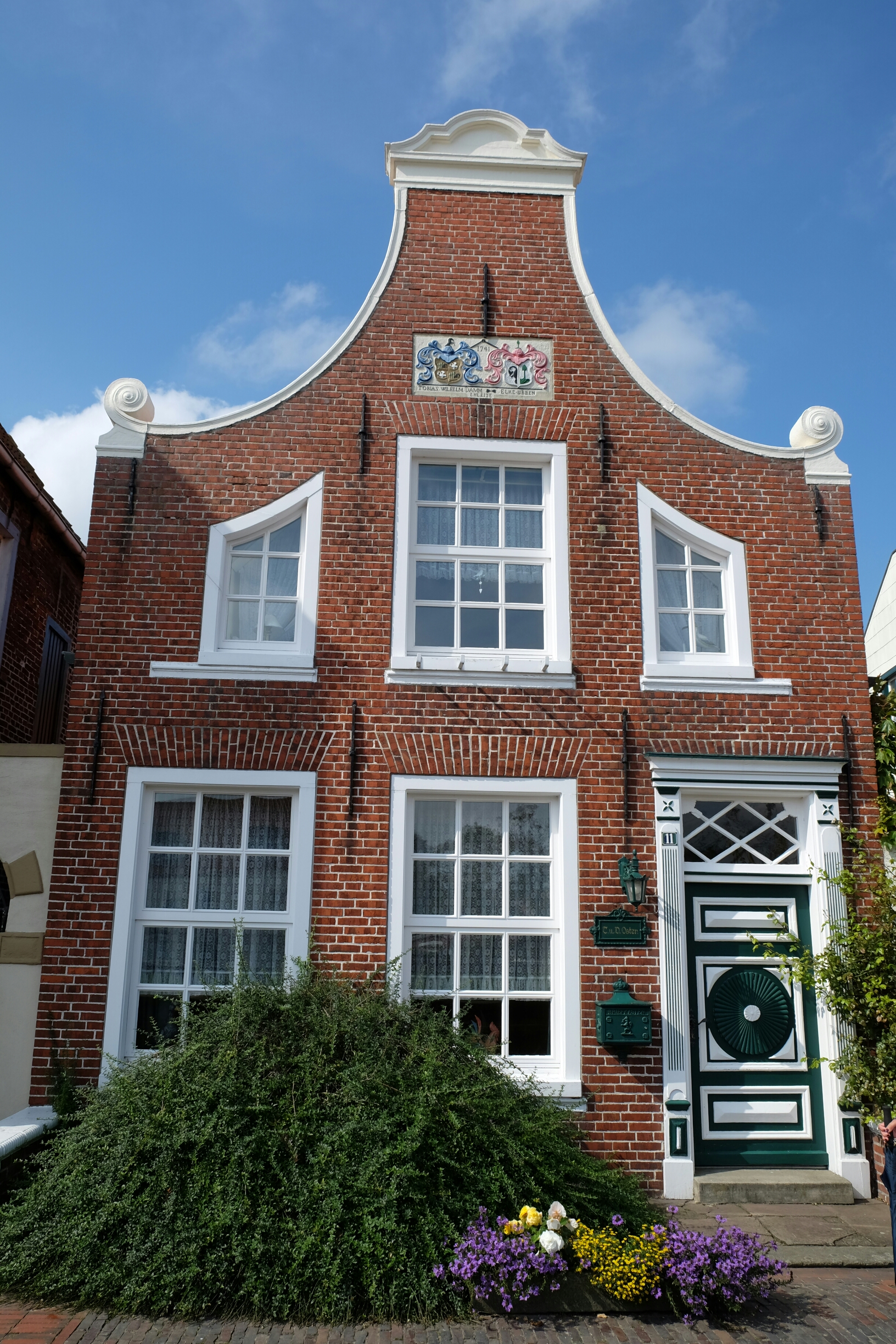 Haus in Greetsiel