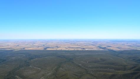 Gigantischer Ausblick vom Bluff Knoll (Stirling Ranges)
