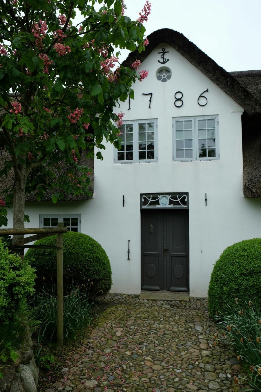 Historisches Haus in Keitum