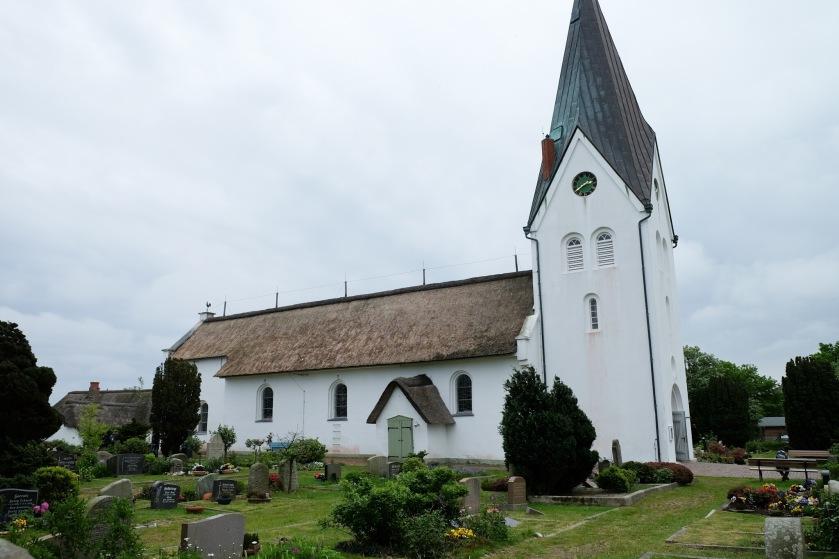 St. Clemens Kirche in Nebel