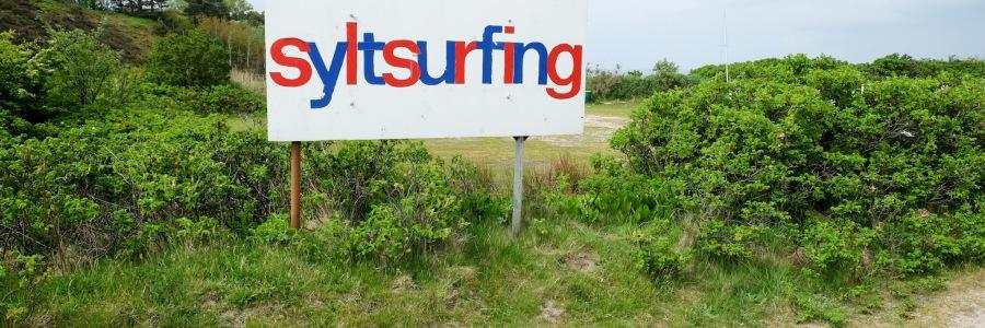 Syltsurfing in Munkmarsch
