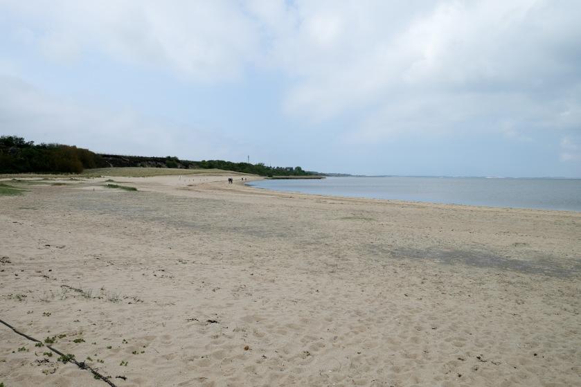Strand in Munkmarsch