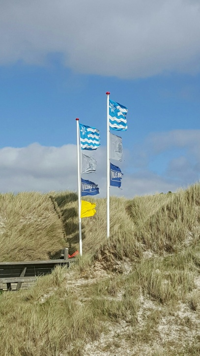 Strandübergang bei der Sturmhaube (Kampen)