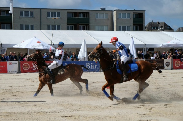 Beach Polo in Hörnum