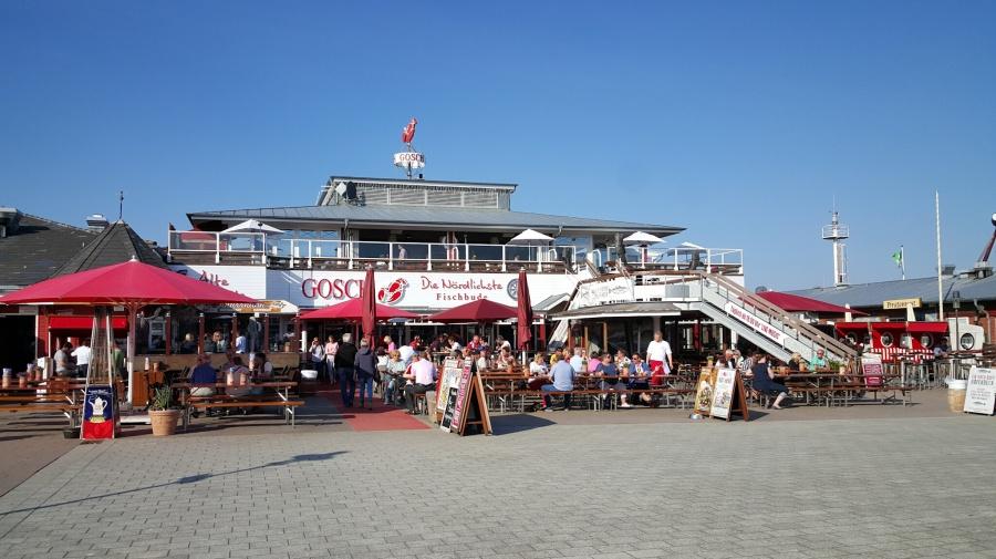 Gosch am Lister Hafen