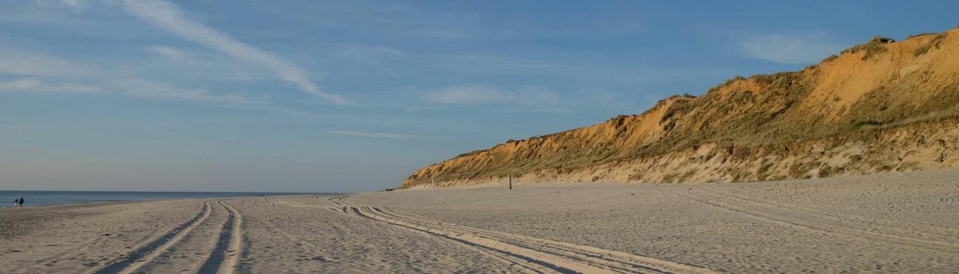 Das Rote Kliff (Kampen)