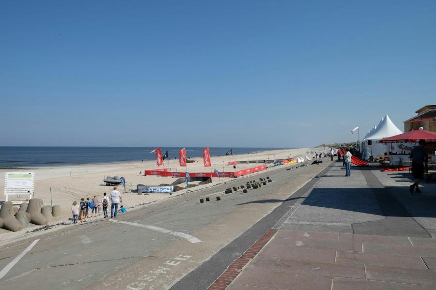 Strandpromenade von Westerland