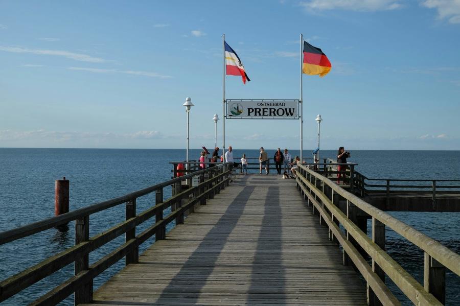 Prerower Seebrücke