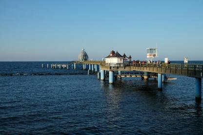 Seebrücke in Sellin