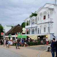 Restaurant in Göhren
