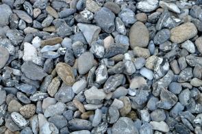 Steine der Feuersteinfelder bei Mukran