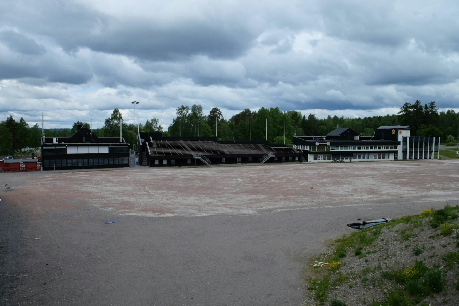 Freizeitareal Lugnet bei Falun