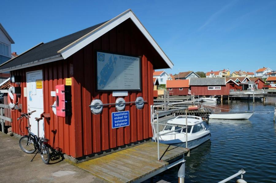 Haus Hafen in Stocken