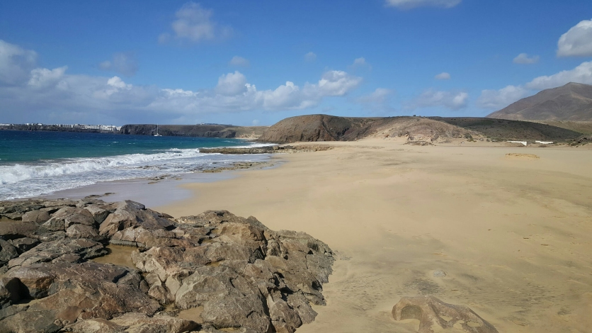 Playa La Cruz