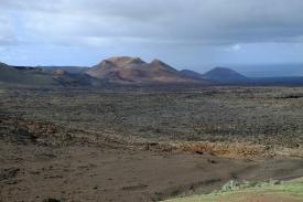 Ausblick von den Feuerbergen