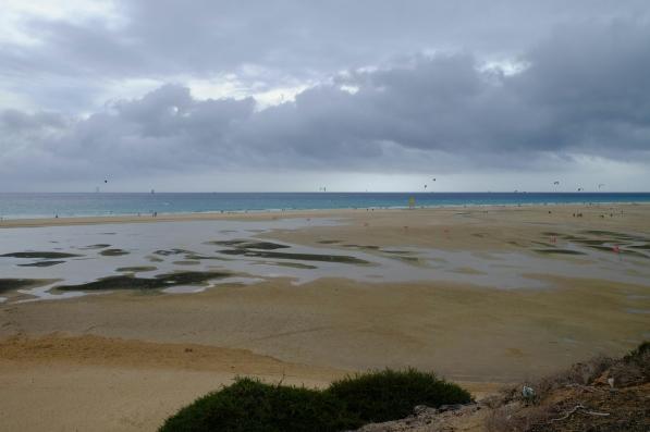 Playa Esmeralda bei Los Gorriones