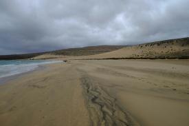 Strand bei Risco del Paso