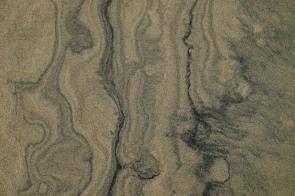 Sand-Impression bei Risco del Paso