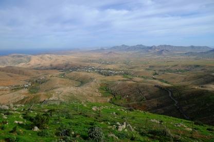 Ausblick vom Mirador Morro Velosa nach Südwesten