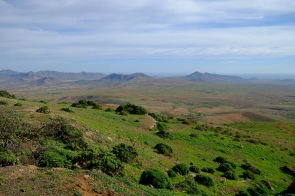 Ausblick vom Mirador Morro Velosa nach Nordwesten