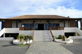 Cafeteria des Mirador Morro Velosa