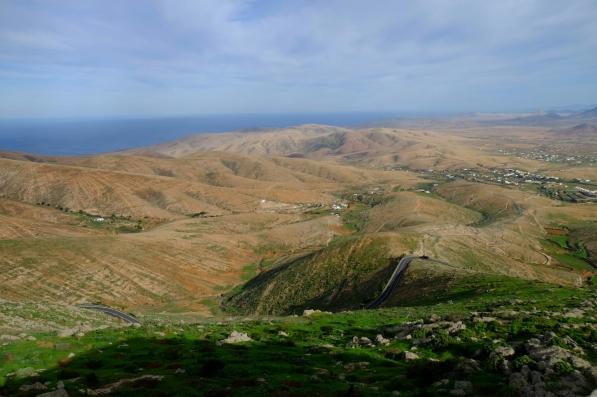Ausblick vom Mirador Morro Velosa nach Nordosten
