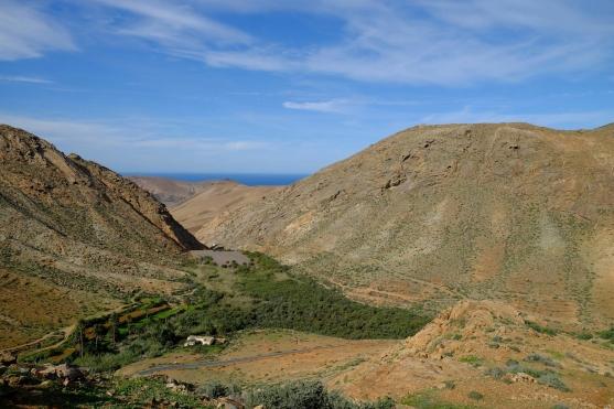 Ausblick von km 23 der FV-30