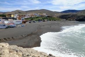 Playa de los Muertos bei Ajuy