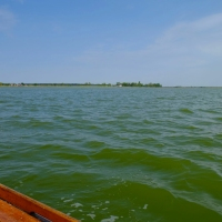 Aussicht vom Zeesboot