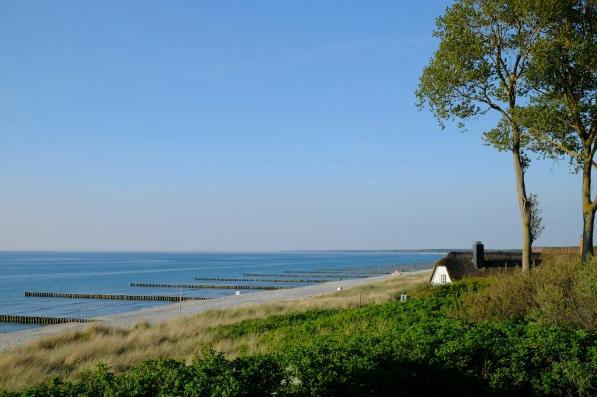 Strand bei Ahrenshoop
