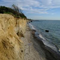Steilküste bei Ahrenshoop