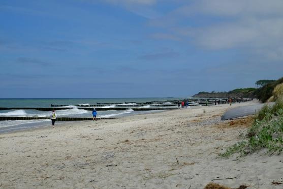 Küste bei Wustrow
