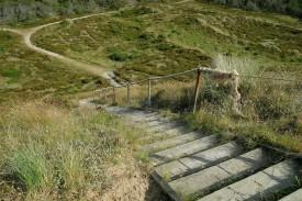 Treppen auf den Gråmulebjerg (30m)