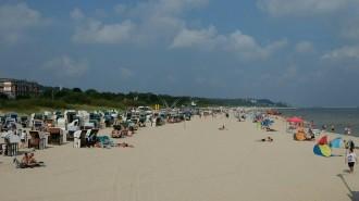 Strand von Ahlbeck