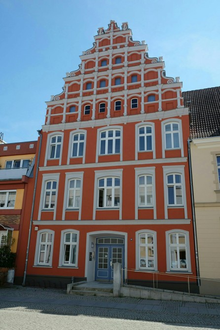 Speicherhaus in Greifswald (Knopfstrasse)