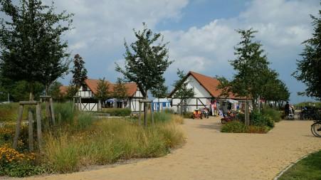Promenade in Kölpinsee