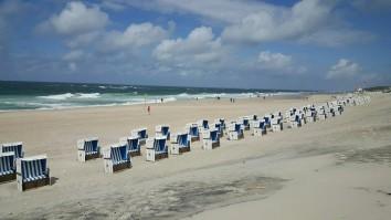 Strand von Westerland (nördlicher Teil)