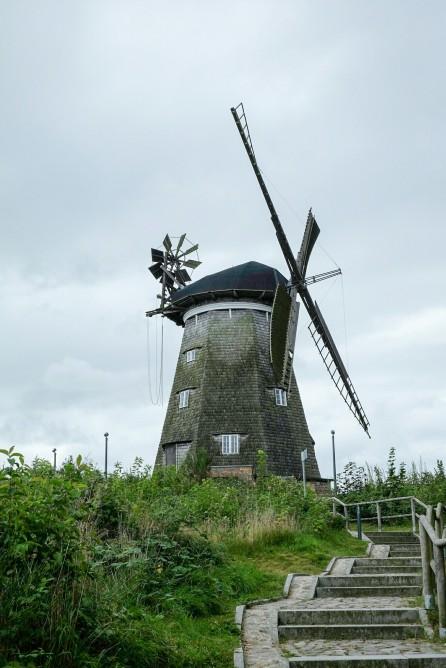 Holländermühle in Benz