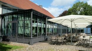 Brauhaus-Anbau des Wasserschlosses Mellenthin