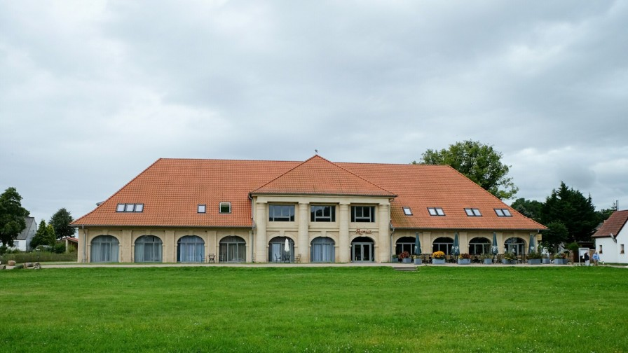 Schlossremise in Stolpe