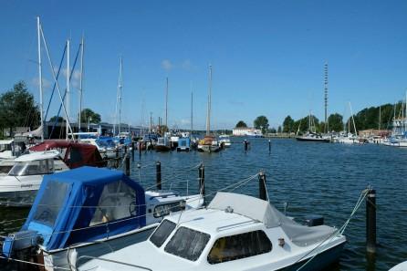 Yacht- und Fischereihafen von Karlshagen