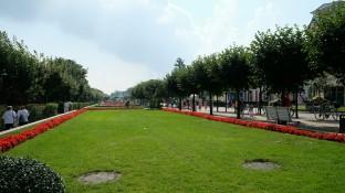 Promenade in Ahlbeck