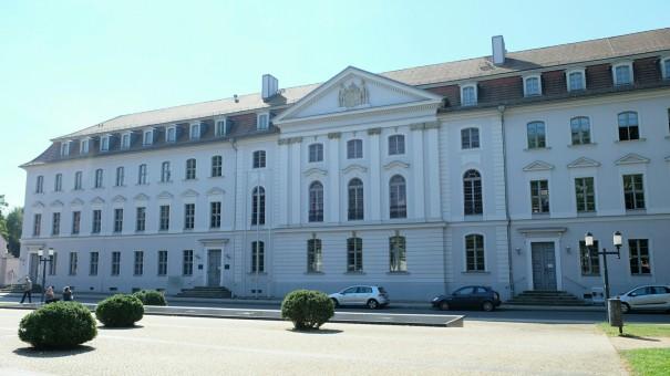 Hauptgebäude der Universität in Greifswald